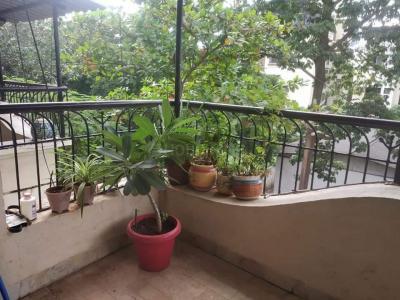 Balcony Image of Kesar Villa in Vashi