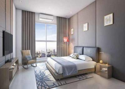 Gallery Cover Image of 1151 Sq.ft 3 BHK Apartment for buy in Birla Vanya Phase 1, Shahad for 8200000