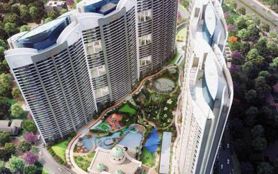 Gallery Cover Image of 1025 Sq.ft 2 BHK Apartment for buy in Paradise Sai World Empire, Kharghar for 12300000