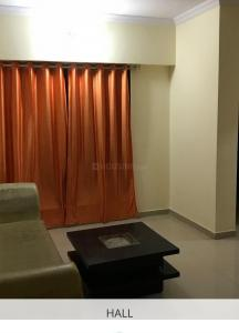 Gallery Cover Image of 628 Sq.ft 1 BHK Apartment for rent in Kasarvadavali, Thane West for 14000