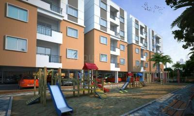 Gallery Cover Image of 1195 Sq.ft 2 BHK Apartment for buy in Disha Courtyard, Whitefield for 6400000