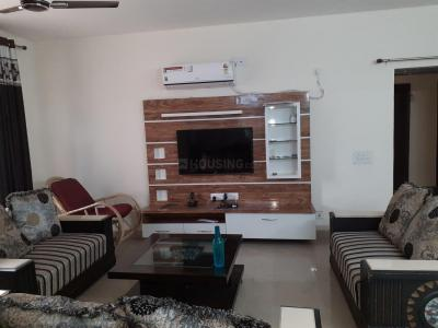 Gallery Cover Image of 1720 Sq.ft 3 BHK Apartment for rent in Emaar Palm Gardens, Sector 84 for 17000
