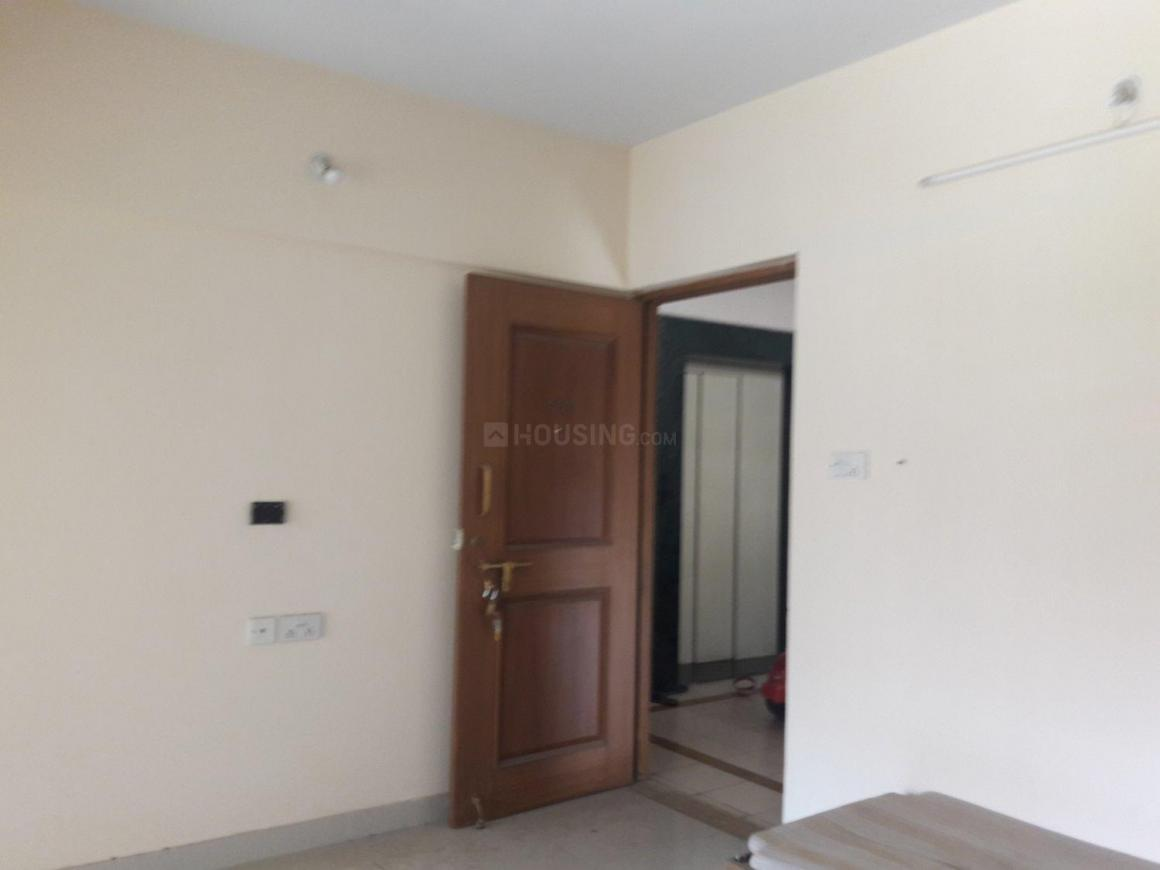 Living Room Image of 610 Sq.ft 1 BHK Apartment for rent in Dhayari for 7000