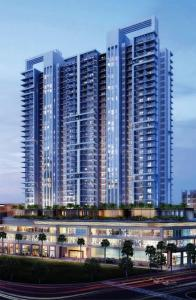 Gallery Cover Image of 1400 Sq.ft 2 BHK Apartment for buy in M3M Skywalk, Sector 74 for 7987000