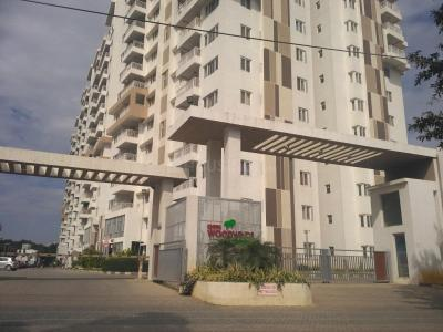 Gallery Cover Image of 1660 Sq.ft 3 BHK Apartment for rent in DSR Woodwinds, Kaikondrahalli for 42000