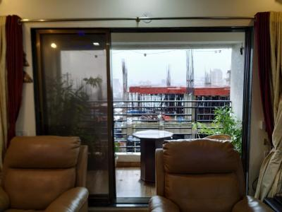Gallery Cover Image of 1144 Sq.ft 2 BHK Apartment for buy in Akanksha Rainart, Thane West for 13200000