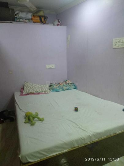 Bedroom Image of 450 Sq.ft 1 RK Independent House for rent in Bandra West for 22000