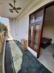 Balcony Image of Satija PG in Malviya Nagar