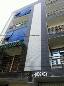 Gallery Cover Image of 650 Sq.ft 2 BHK Independent Floor for buy in Sai Paradise Residency, Bharat Vihar for 2400000
