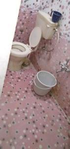 Bathroom Image of Manu Luxury PG in Hunasamaranahalli
