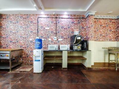 Kitchen Image of Stanza Living Incheon House in Yelahanka