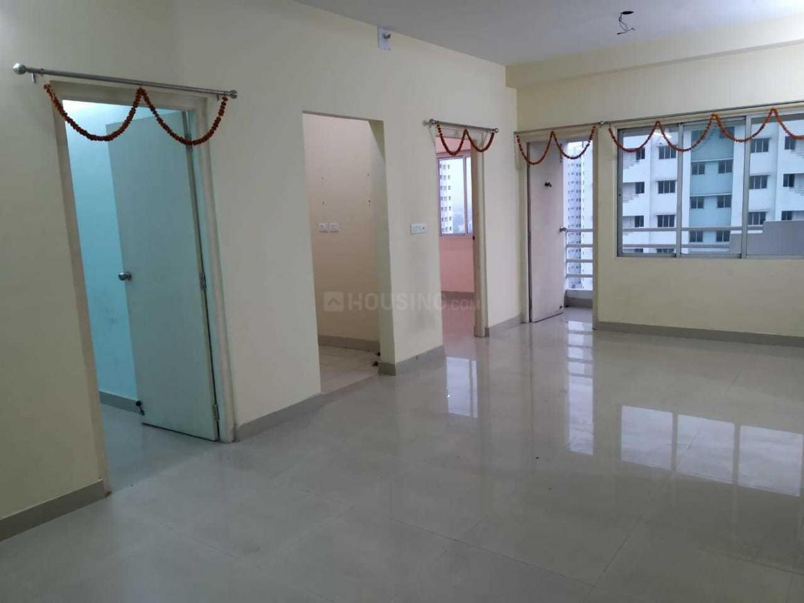 Living Room Image of 1160 Sq.ft 3 BHK Apartment for rent in Godrej Prakriti, Sodepur for 12760
