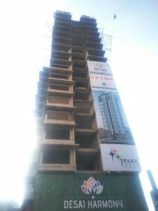 Gallery Cover Image of 1100 Sq.ft 2 BHK Apartment for buy in Spark Desai Harmony, Dadar East for 29000000