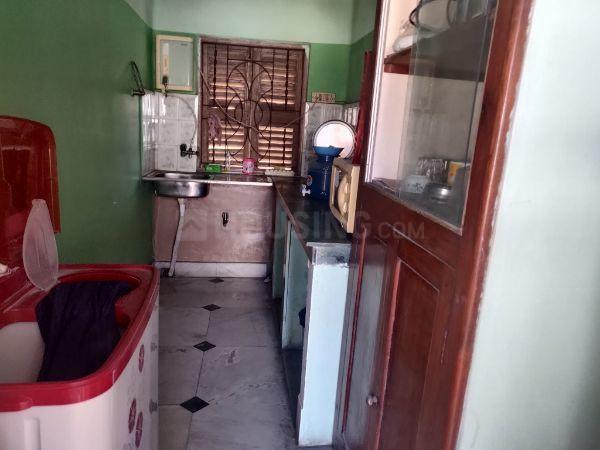 Kitchen Image of Single Room PG in Kalighat