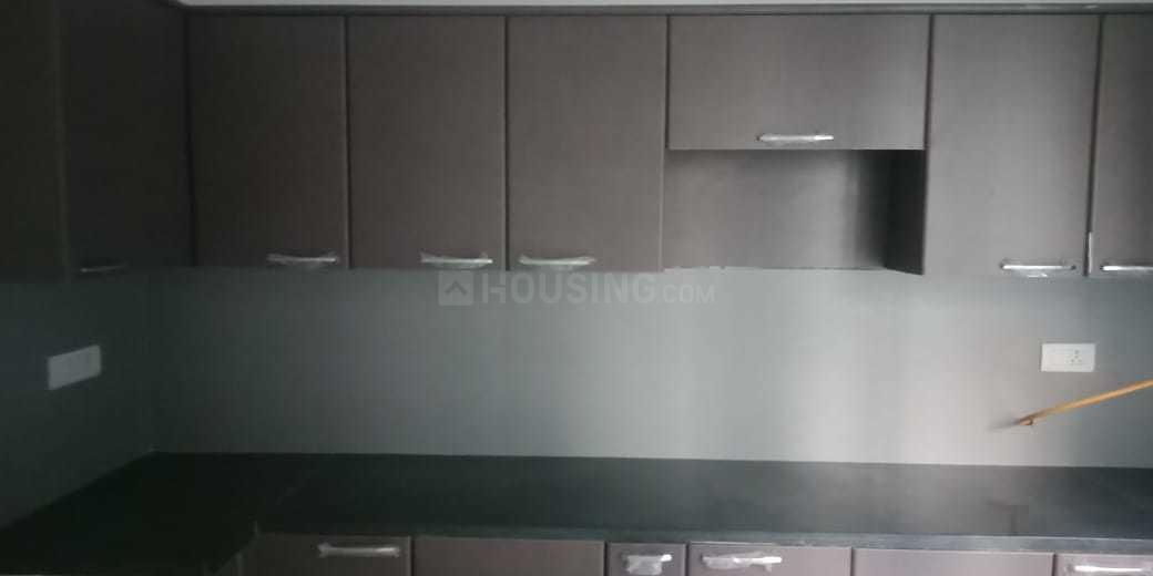 Kitchen Image of 1200 Sq.ft 2 BHK Apartment for rent in Iyyappanthangal for 22000