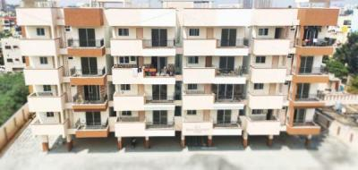 Gallery Cover Image of 1420 Sq.ft 3 BHK Apartment for buy in K R Grand View Heights by K R Constructions, Banaswadi for 8420000