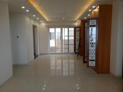 Gallery Cover Image of 3200 Sq.ft 4 BHK Apartment for rent in J. P. Nagar for 80000