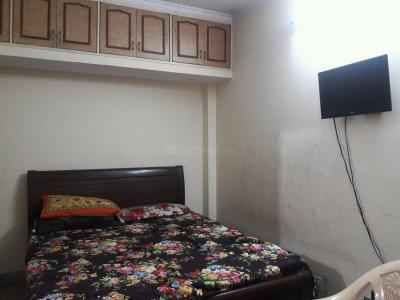 Gallery Cover Image of 400 Sq.ft 1 BHK Independent Floor for rent in Lajpat Nagar for 16500