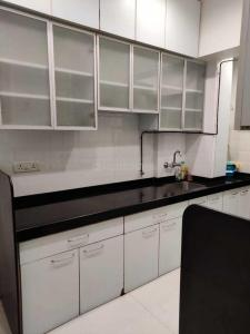 Kitchen Image of 1250 Sq.ft 2 BHK Apartment for rent in Park Side Apartment, Prabhadevi for 110000