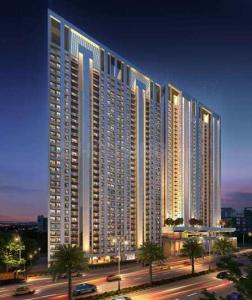 Gallery Cover Image of 1245 Sq.ft 3 BHK Apartment for buy in Sheth Avalon, Thane West for 27900000