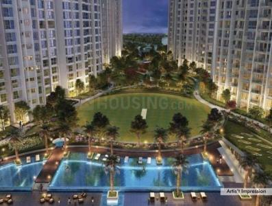 Gallery Cover Image of 1050 Sq.ft 2 BHK Apartment for rent in Runwal Forest Tower 1 To 4, Kanjurmarg West for 39000