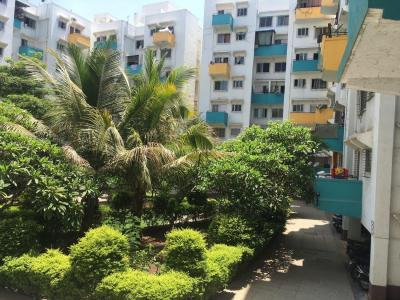 Gallery Cover Image of 512 Sq.ft 1 BHK Apartment for buy in Dhayari for 2250000
