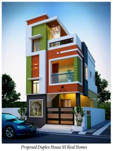 Gallery Cover Image of 1400 Sq.ft 3 BHK Independent House for buy in Pammal for 6500000