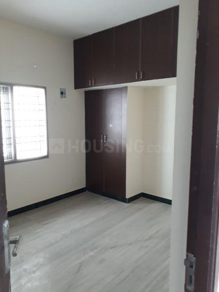 Bedroom Image of 1400 Sq.ft 3 BHK Apartment for rent in Thoraipakkam for 20000