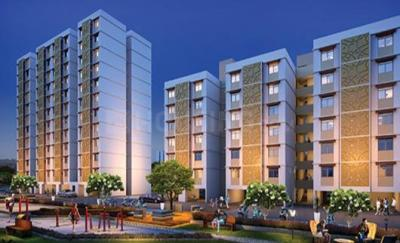 Gallery Cover Image of 477 Sq.ft 1 BHK Apartment for buy in Talegaon Dabhade for 2300000