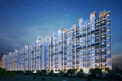 Gallery Cover Image of 725 Sq.ft 1 BHK Apartment for buy in Ganesh Paradise, Chikhali for 2850000