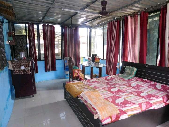 Bedroom Image of 450 Sq.ft 1 BHK Independent House for rent in Vashi for 21500
