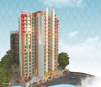 Gallery Cover Image of 450 Sq.ft 1 BHK Apartment for buy in Kasarvadavali, Thane West for 5425000