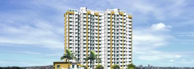 Gallery Cover Image of 630 Sq.ft 1 BHK Apartment for rent in Kasarvadavali, Thane West for 12000