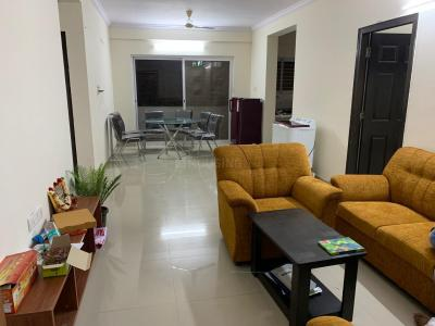 Gallery Cover Image of 1350 Sq.ft 3 BHK Apartment for rent in Doddakannelli for 35000