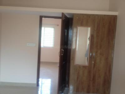 Gallery Cover Image of 600 Sq.ft 1 BHK Independent Floor for rent in Krishnarajapura for 8500