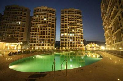 Gallery Cover Image of 675 Sq.ft 1 BHK Apartment for rent in Nisarg Hyde Park, Kharghar for 16500
