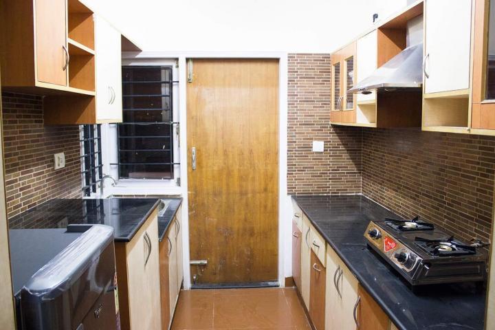 Kitchen Image of PG 4642207 Nandini Layout in Nandini Layout