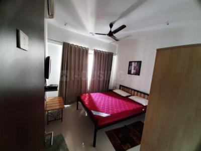 Bedroom Image of Rashoka Building in Airoli
