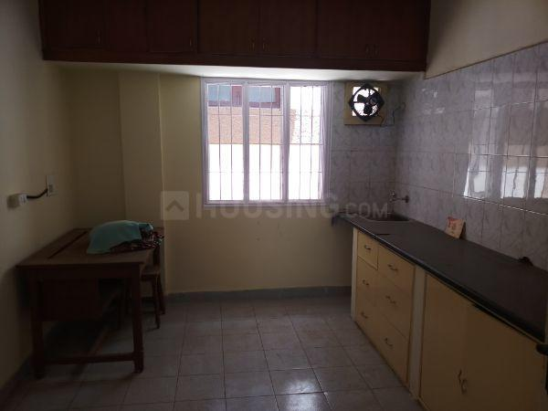 Kitchen Image of 1000 Sq.ft 1 BHK Independent House for rent in R. T. Nagar for 12000