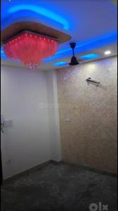 Gallery Cover Image of 800 Sq.ft 3 BHK Independent Floor for rent in Dwarka Mor for 12000