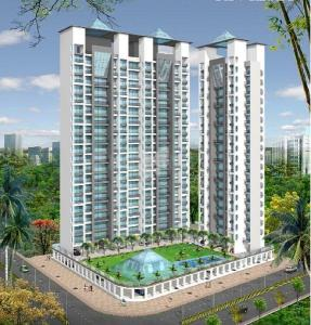 Gallery Cover Image of 1045 Sq.ft 2 BHK Apartment for buy in Tharwani Riviera, Kharghar for 10000000
