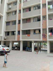 Gallery Cover Image of 585 Sq.ft 1 BHK Apartment for rent in Bopal for 8000