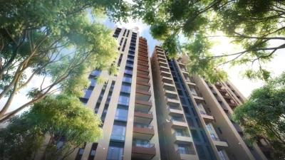 Gallery Cover Image of 2400 Sq.ft 3 BHK Apartment for buy in Manchirevula for 14397600