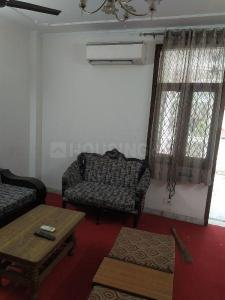 Gallery Cover Image of 950 Sq.ft 2 BHK Independent Floor for rent in Lajpat Nagar for 25000