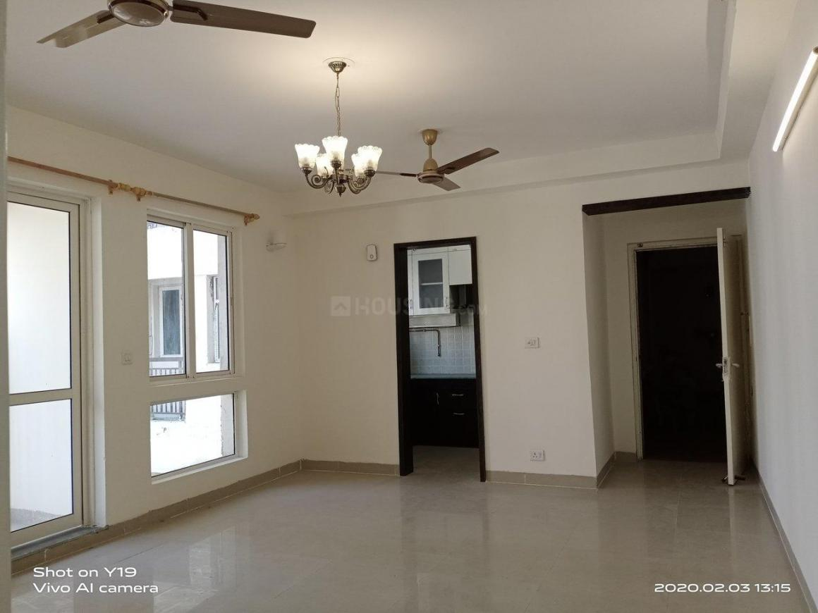 Living Room Image of 1270 Sq.ft 3 BHK Apartment for rent in Sector 134 for 12500