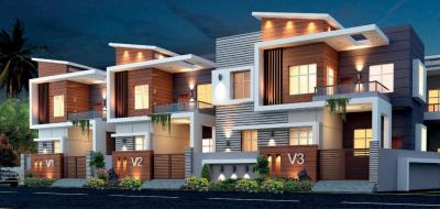 Gallery Cover Image of 2076 Sq.ft 3 BHK Villa for buy in Bandlaguda Jagir for 16000000