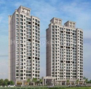 Gallery Cover Image of 670 Sq.ft 1 BHK Apartment for buy in Raj Heritage 1, Mira Road East for 5000000