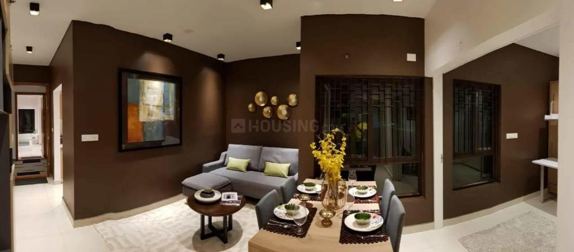 Living Room Image of 475 Sq.ft 2 BHK Apartment for buy in Bommasandra for 2250000