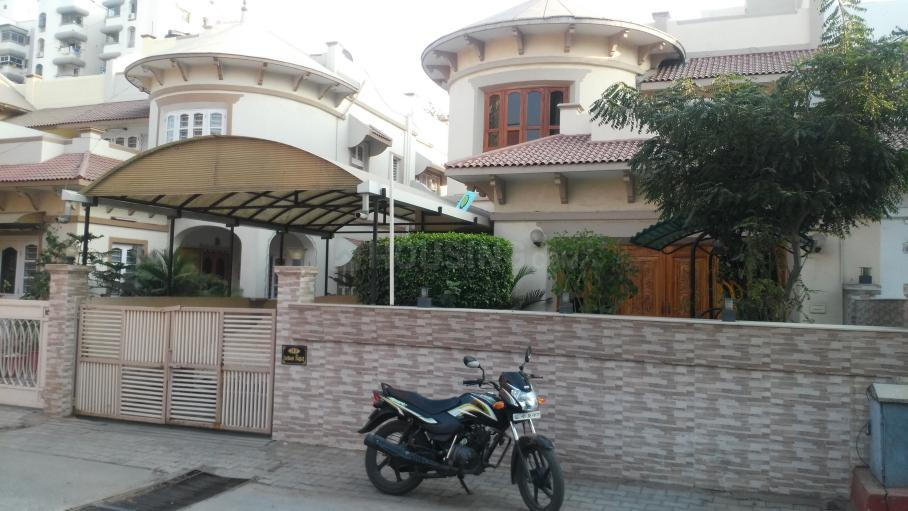 Building Image of 3375 Sq.ft 3 BHK Independent House for buy in Prahlad Nagar for 30000000