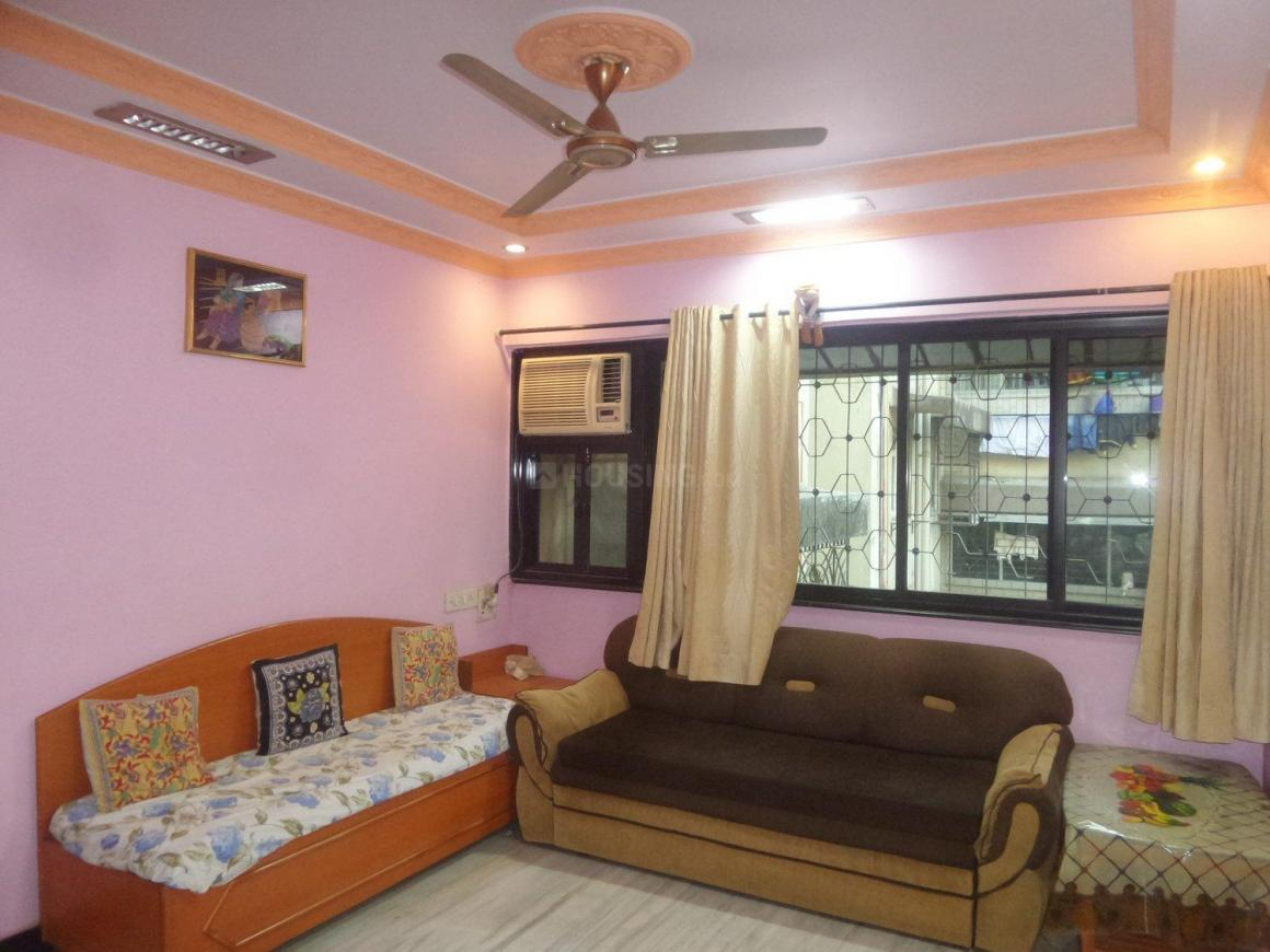 Living Room Image of 475 Sq.ft 1 BHK Apartment for rent in Andheri East for 28000